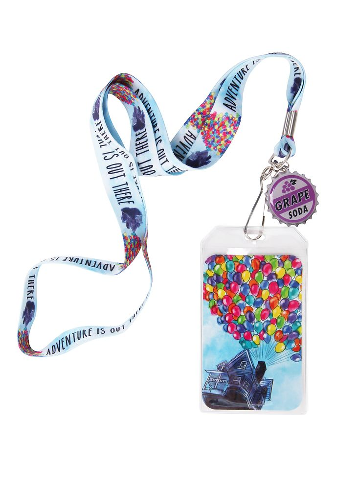 Disney Up Adventure Is Out There Lanyard | Hot Topic