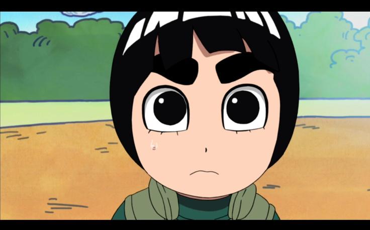 Chibi-type version of my favorite Naruto character Rock Lee.   252. Naruto Shippuden