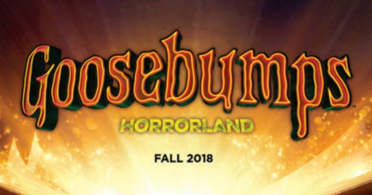 Goosebumps 2 Gets Titled Horrorland, New Logo Revealed -- Jack Black will return as R.L. Stine in a direct sequel to the 2015 blockbuster horror comedy for the whole family Goosebumps. -- http://movieweb.com/goosebumps-2-title-horrorland-logo/