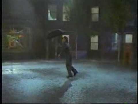 Kurt Browning - Ice Skating to Singing in the Rain