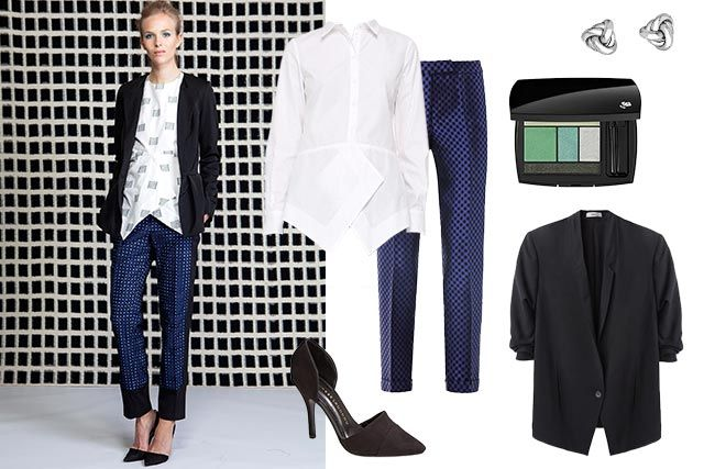How To Be An Outfit All-Star — In 10 Rad Looks! #Refinery29