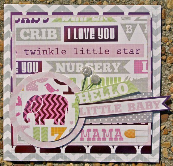 Expecting Baby Gifts Uk : Best images about baby girl scrapbooking and cardmaking