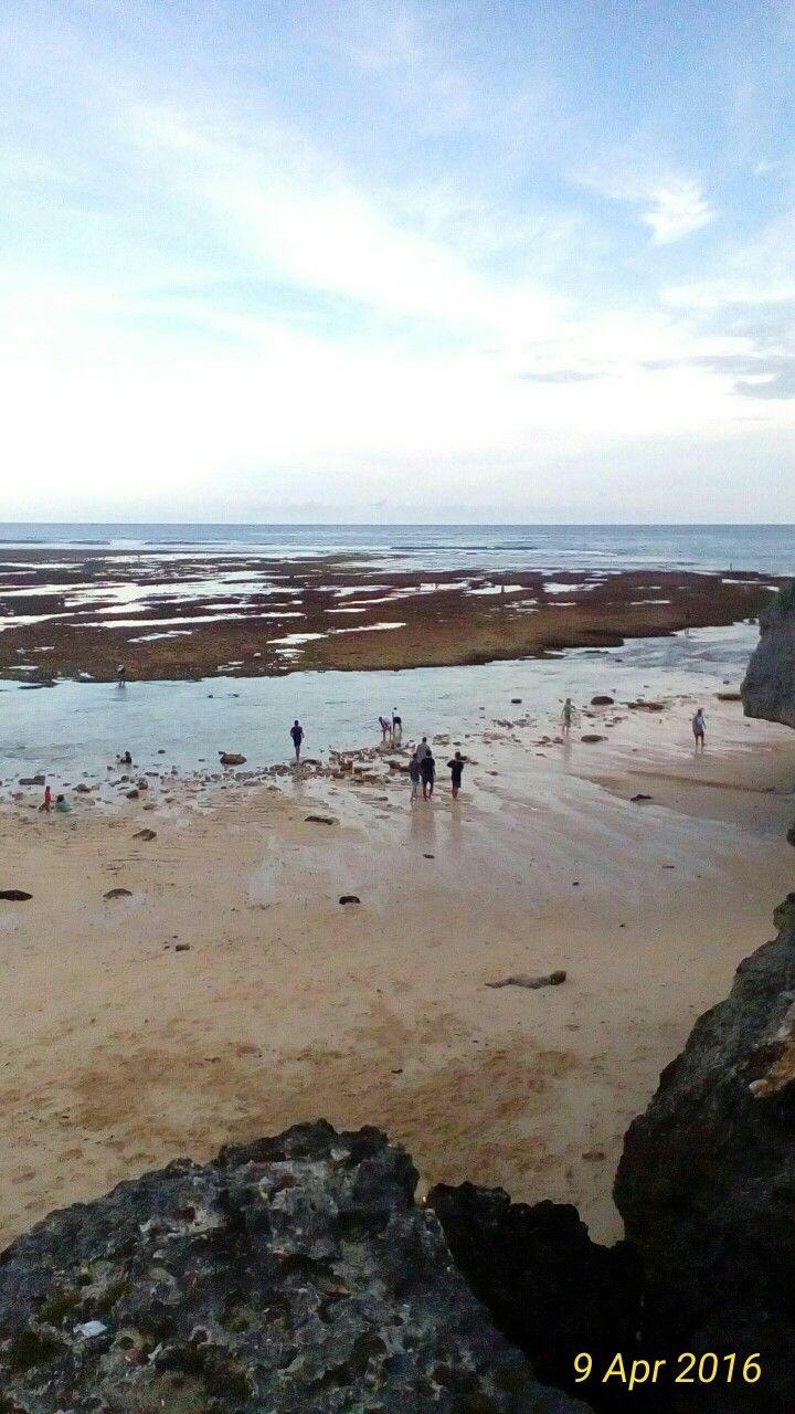 Gel gel the beach.....comming...