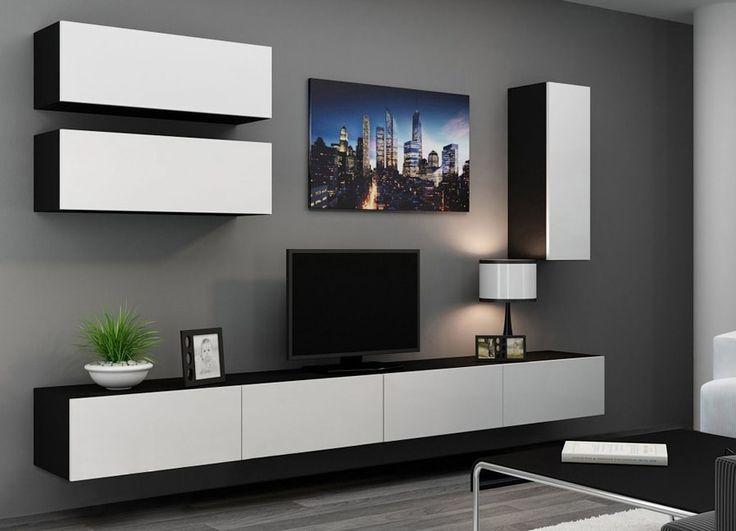 100 лучших идей: современная тумба под телевизор фото