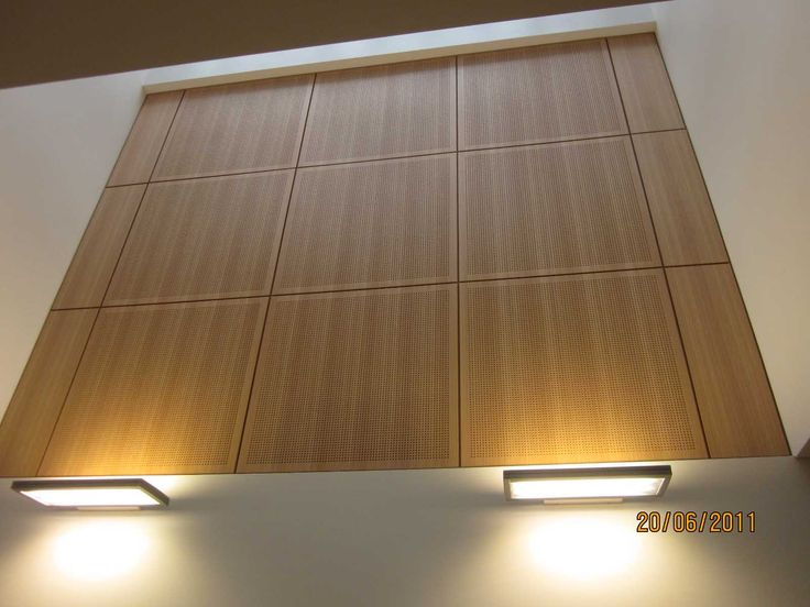 Keystone panels used in the Australian embassy  Baghdad
