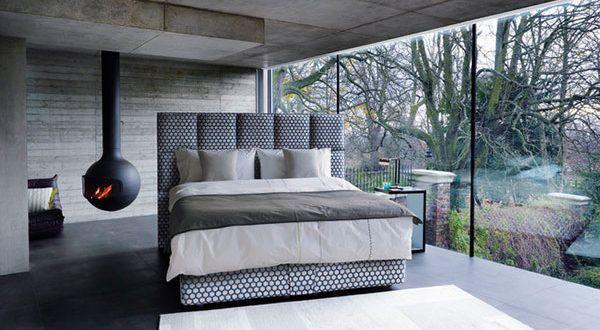 Lohnt Sich Ein Boxspringbett Boxspringbett Luxusbettwasche Bett Mit Lattenrost