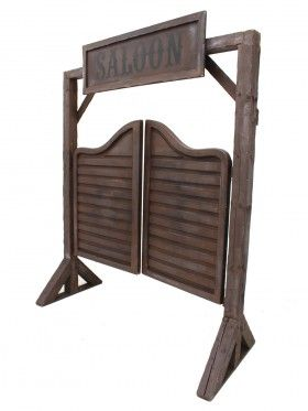 Saloon Doors Entrance (Small)