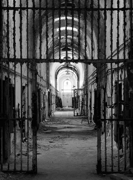 Eastern State Penitentiary - photos by Shaun O'Boyle