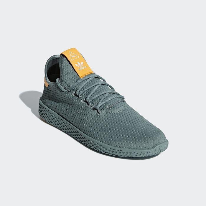 Pharrell Williams Tennis Hu Shoes Raw