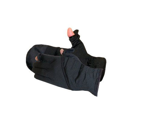 Glacier Glove Ultra Light Angler Flip-Mitt Fishing Glove - https://bassfishingmaniacs.com/?product=glacier-glove-ultra-light-angler-flip-mitt-fishing-glove