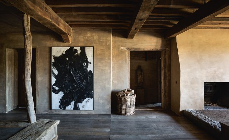 Axel Vervoordt has just returned from a morning ride on his prize stallion Raio, whose giant portrait by Belgian artist Michaël Borremans hangs in the hallway of his medieval castle. It has been a particularly pleasant outing on this gloriously crisp m...