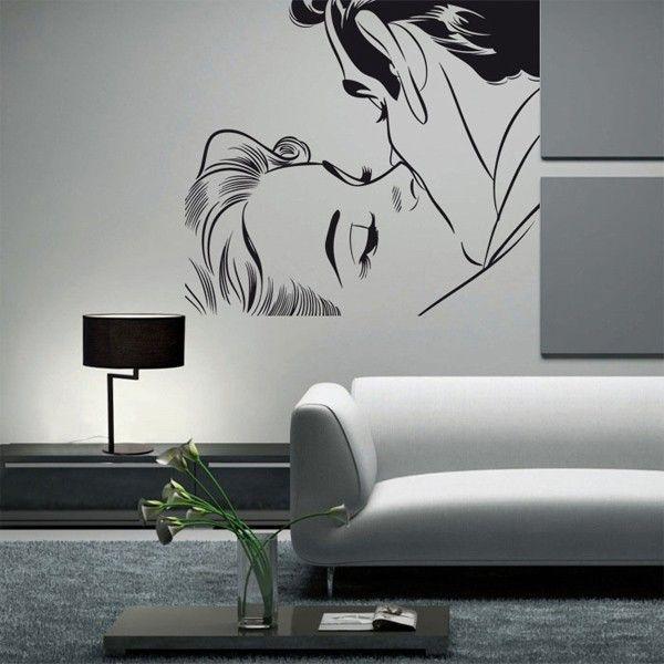 12 best Deco Habitaciones images on Pinterest For the home - wandtattoos für küche
