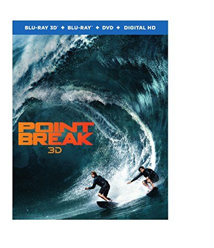 Point Break (2015) (3D Blu-ray + Blu-ray + DVD +UltraViolet Combo Pack)  http://www.videoonlinestore.com/point-break-2015-3d-blu-ray-blu-ray-dvd-ultraviolet-combo-pack/