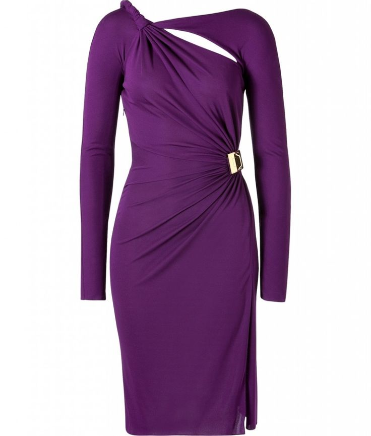 TODAY'S OBSESSION: Emilio Pucci violet dress - where to buy it and how to wear it on the Luscious blog