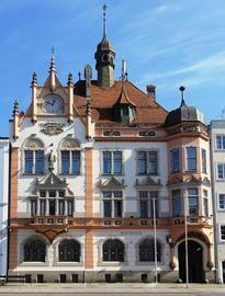 town hall Braunau am Inn, Upper Austria