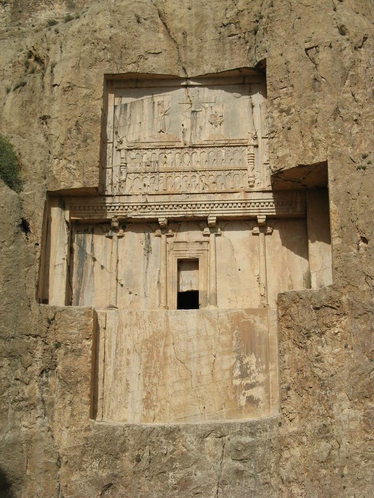 pesaretabrizi - Ancient Pre-Islamic Architecture of IRAN