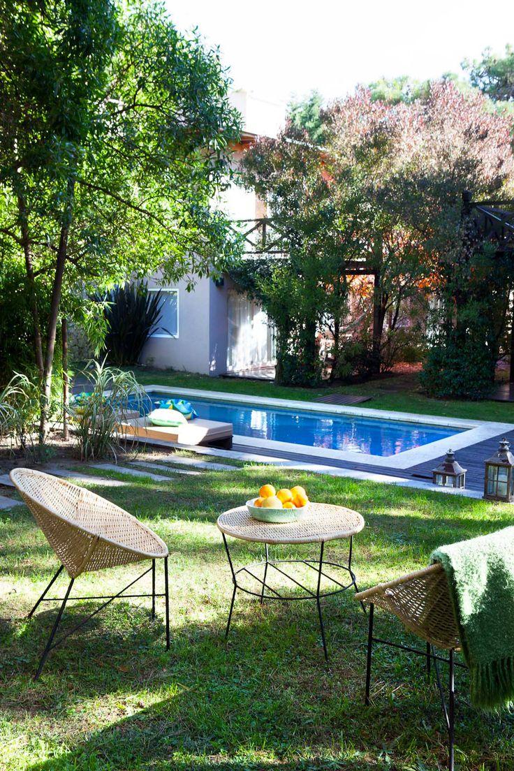 M s de 1000 ideas sobre muebles r sticos de jard n en - Ideas para jardines rusticos ...