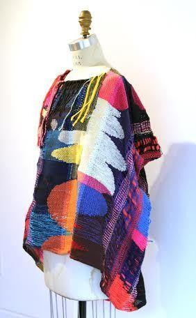 Loop of the Loom- Saori Zen Weaving Collaboration by Brandy Godsil — Kickstarter