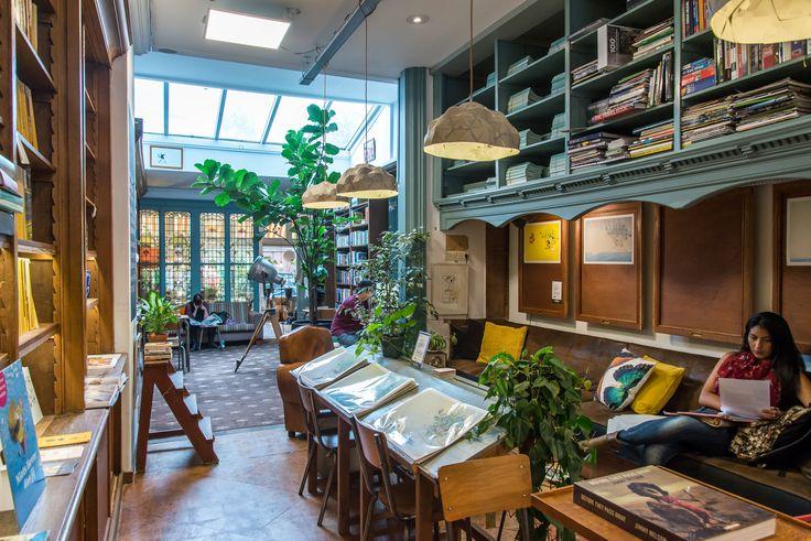 The Hague Bookstore, Den Haag
