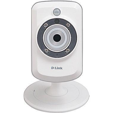 D-Link® - Caméra réseau sans fil N jour/nuit évoluée DCS-942L