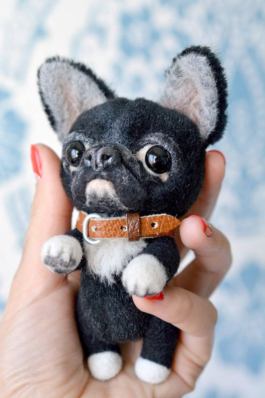 French bulldog by SulizStudio.deviantart.com on @deviantART