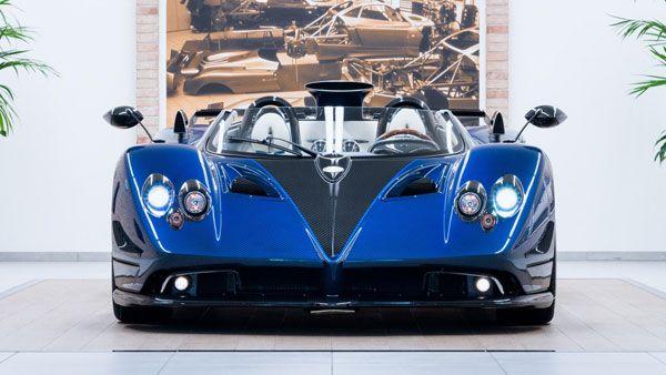 Pagani Zonda Hp Barchetta Becomes The Most Expensive Car In The World At Rs 121 Crore Pagani Zonda Pagani Car In The World