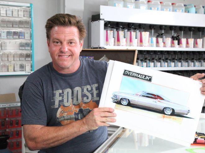 After 11 years, Overhaulin', the television show staring automotive designer/builder Chip Foose has come to an end.