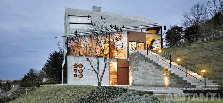 House H36 в предместье Штутгарта