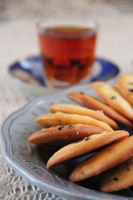 My Persian Feast: Shireeni-e Keshmeshi - Black Currant Cookies - شیرینی کشمشی