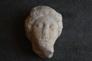Head of Goddess Aphrodite Statue Unearthed in Turkey   LiveScience
