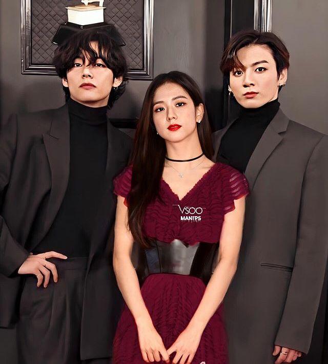 Vsoo Sookook Di 2020 Gadis Korea Aktris Gambar Pasangan