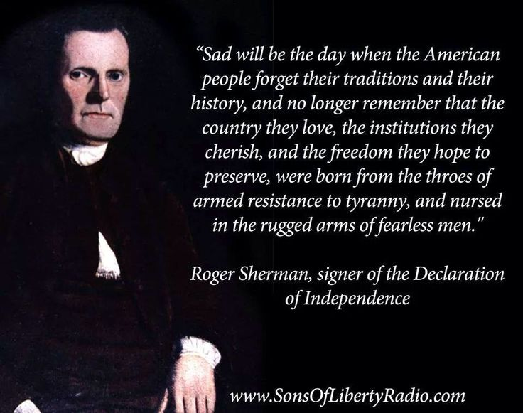 Declaration of independence dumbed down