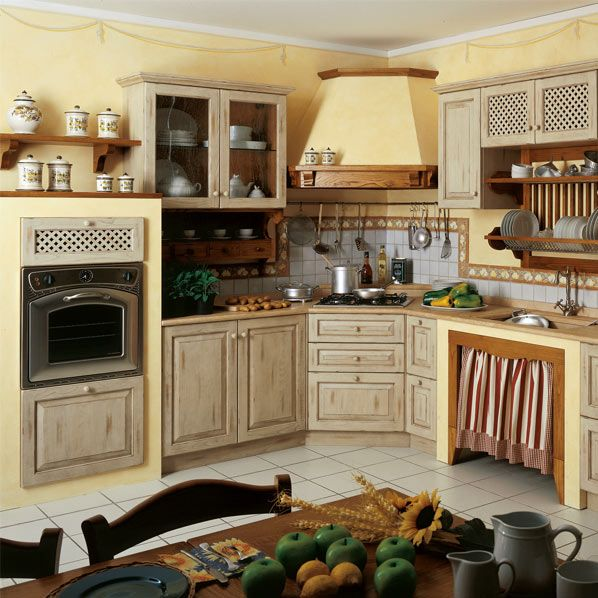 9 best Cucine Classiche - CRECCHI IDEECUCINA images on Pinterest - poco dom ne k che