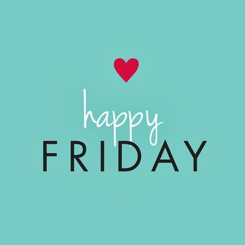 The weekend is here! #FunFriday