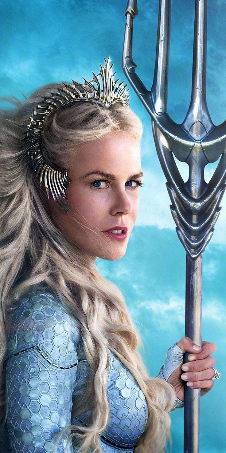 Nicole Kidman Queen Atlanna Aquaman 2018 Movie