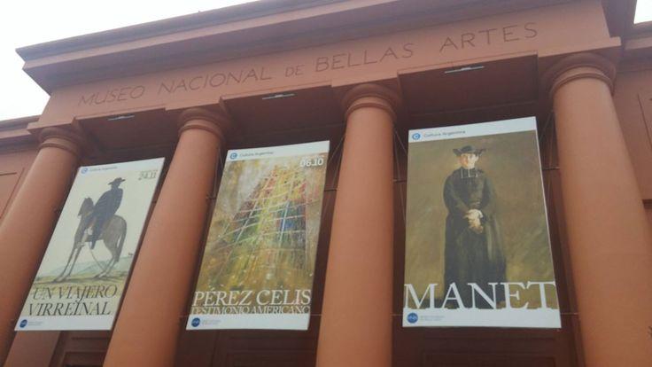 Museu Nacional de Belas Artesem Buenos Aires Viagens Bacanas - Blog