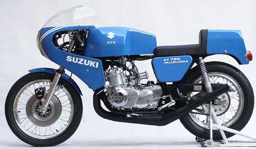 Suzuki GT 750 1972-1978