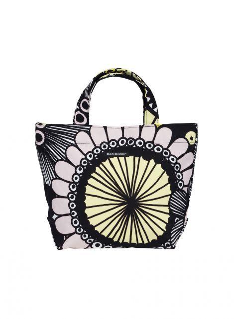 Veronika-laukku (valkoinen, musta, keltainen) |Laukut & asusteet, Laukut, Käsilaukut | Marimekko