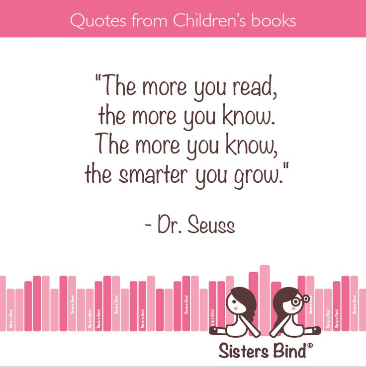 Quotes To Write In Books For Baby: Quotes From Children's Books