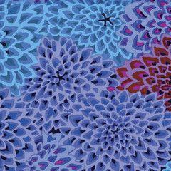 Dahlia Blooms - Cool