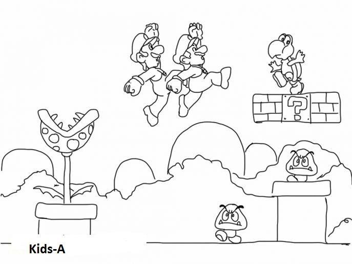 Super Mario Ausmalbilder Eu92826191937 Ausmalbilder Ausmalen Kostenlose Ausmalbilder