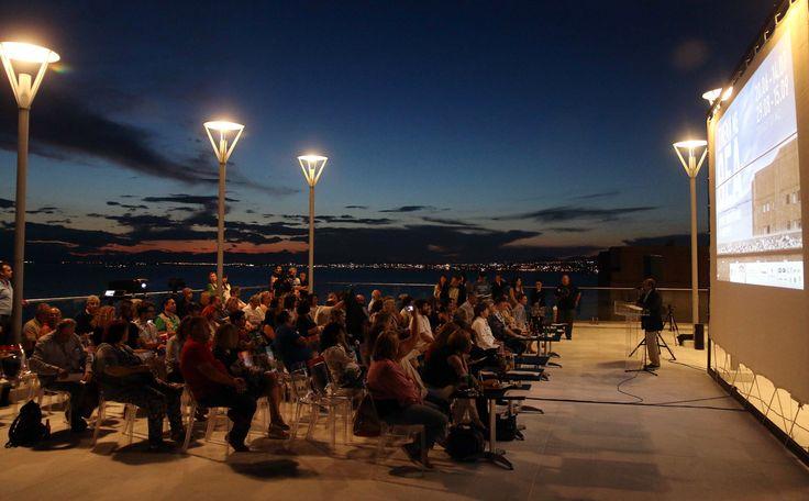 «Σινεμά με Θέα» στο Μέγαρο Μουσικής Θεσσαλονίκης. Πρόγραμμα προβολών–Ταινιών 19/6-14/9/2017