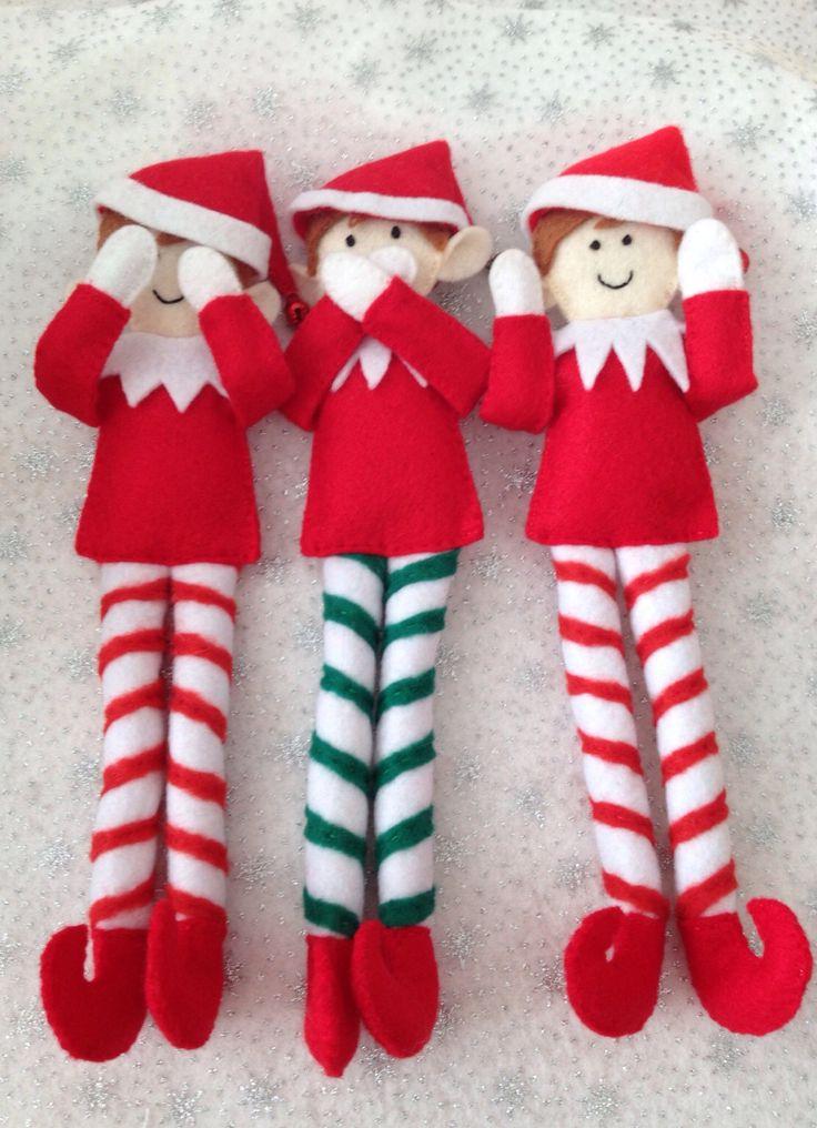 17 mejores imágenes sobre Crafty things made by me en Pinterest - cosas de navidad