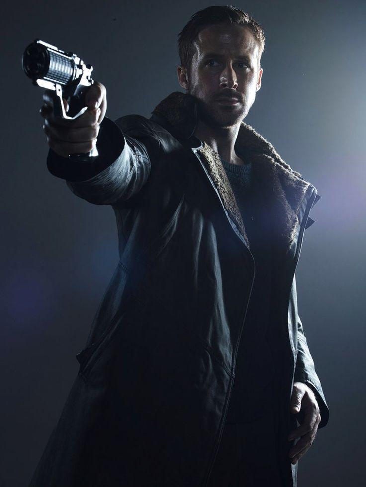 Ryan Gosling as K/Joe in Blade Runner 2049