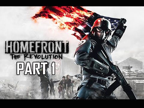 Homefront The Revolution Walkthrough Part 1 - The Voice of Freedom (PC U...