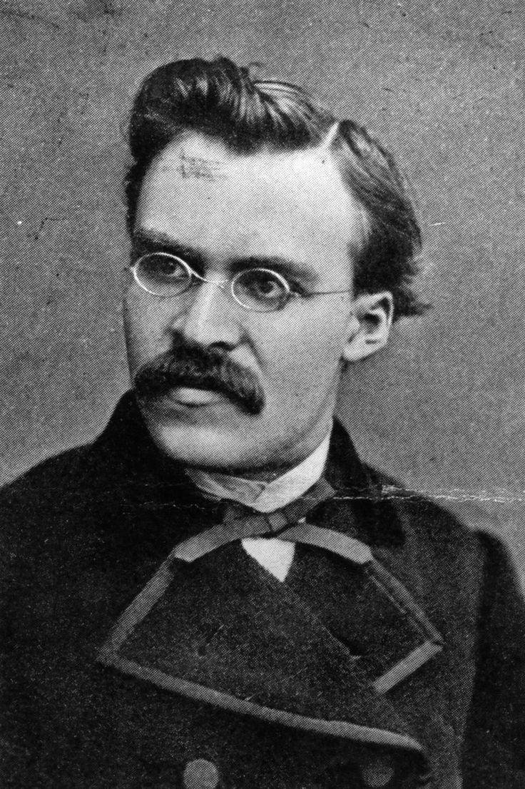Friedrich Nietzsche, un renegado y filosófica, cuyo Ideas aguantado