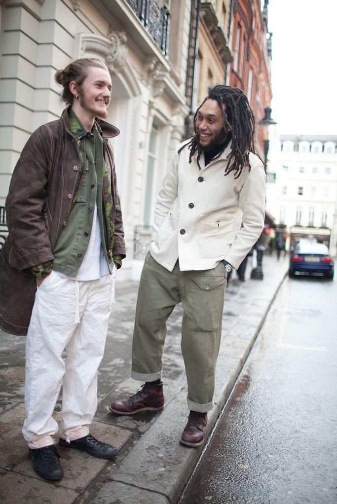 They Are Wearing: London Men's Fashion Week | WWD