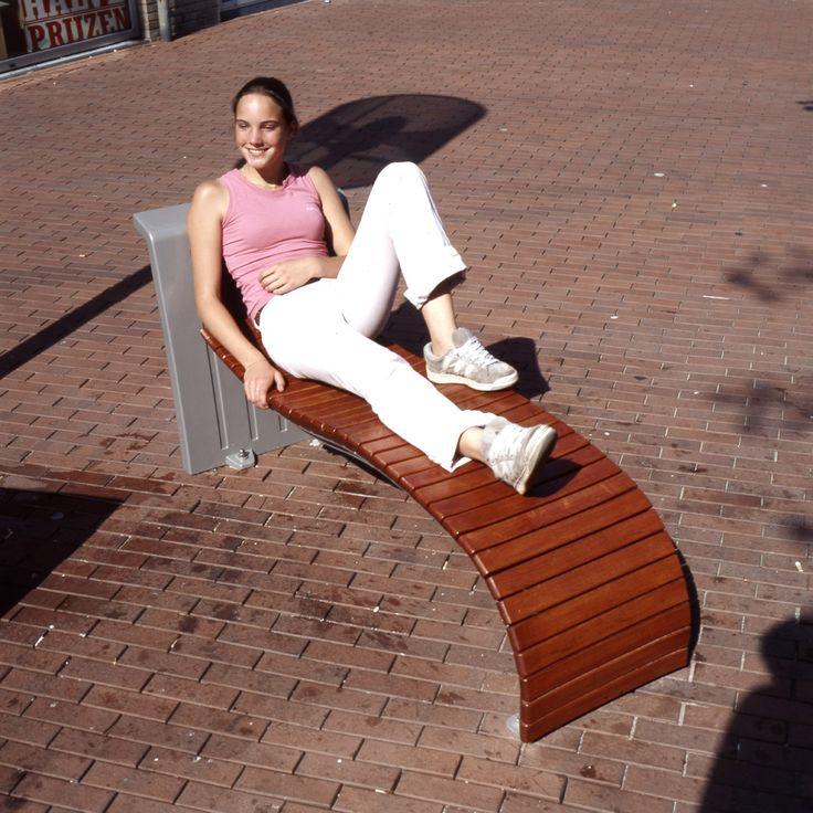 Lounge Sofa, Center Of Zoetermeer, Netherlands, Design: Ipv Delft