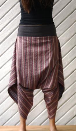 Pantalón Bombacho Thai
