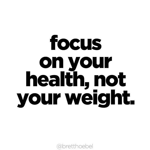 """The scale may tell you what's happening on the outside, but not on the inside. And when your weight is """"off"""", more times than not, something on the inside is too. Focus on your health, from the inside out...the rest will follow  #fitnessfromwithin"""